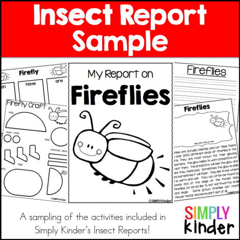 FREE Insect Report