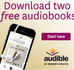 Audible Free Trial – Get 2 Free Audiobooks!