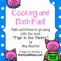FREE Cooking and Math Pack