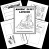 FREE Ancient Egypt Lapbook