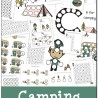 FREE Camping Dot a Dot