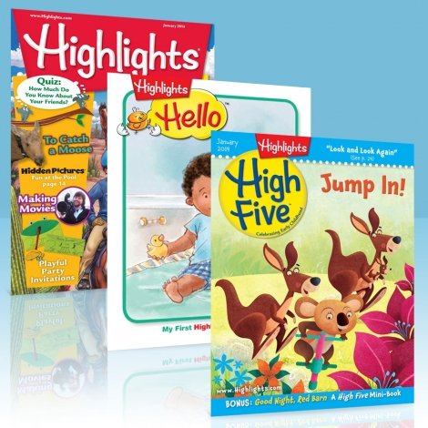 Coupon highlights magazine subscription