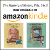 Mystery of History Now on Kindle - Starting at $3.99!