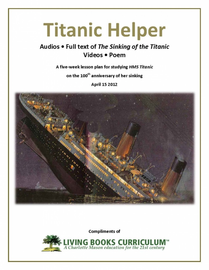 an analysis of titanic bible Homeschool resources - a ship full of ideas: lesson plans on the titanic - read christian homeschooling help and advice with home school resources and biblical guidance for home education historians and scientists teamed up to analyze the evidence and learn more about the story of the accident.