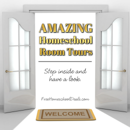 AMAZING HOMESCHOOL ROOM TOURS!