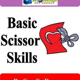 Free Basic Scissors Skills Printables