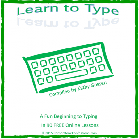 Free Learn To Type Lessons Free Homeschool Deals