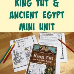 FREE Ancient Egypt Study