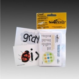 FREE SnapWords Numbers & Colors Pocket Chart Cards (Reg. $11.95)