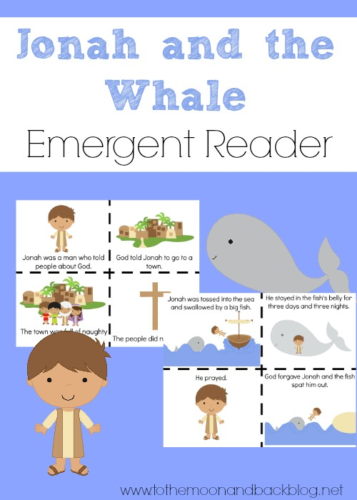 Agile image in jonah and the whale printable