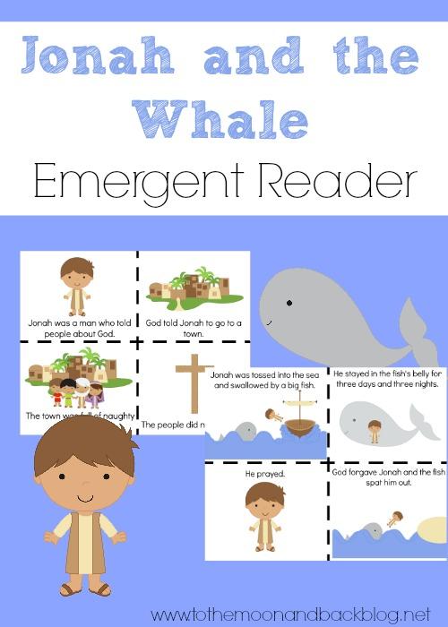 Critical image regarding jonah and the whale printable