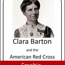FREE Clara Barton & American Red Cross Activity