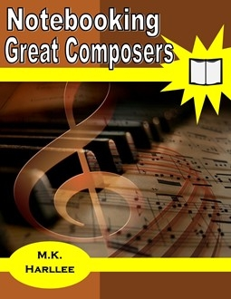 Free Composer Notebooking Pages