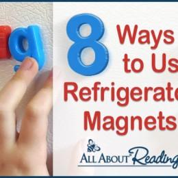 8 Ways to Use Refrigerator Magnets