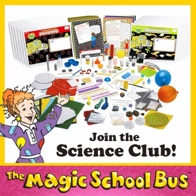 Educents Magic School Bus Science Club