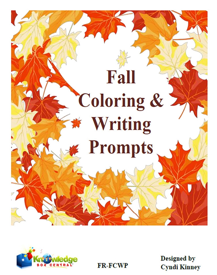 FREE Fall Coloring & Writing Prompts!
