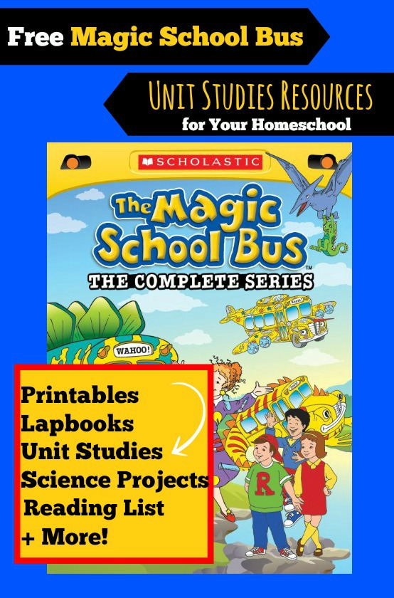 FREE MAGIC SCHOOL BUS RESOURCES Units