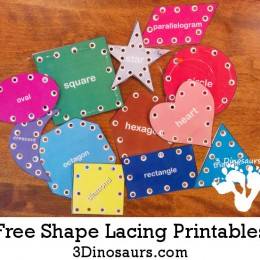 FREE Shape Lacing Pack