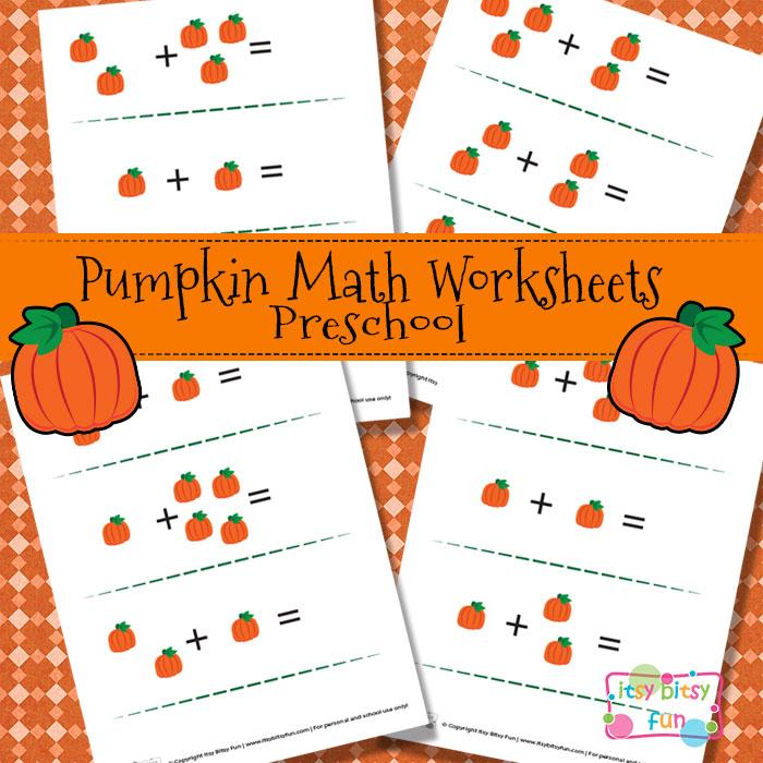 Free Pumpkin Math Worksheets Free Homeschool Deals