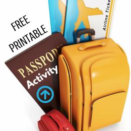 FREE Passport Kit