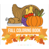 Free Fall Coloring Book