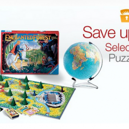 50% Off Ravensburger Puzzles & Games – Today Only!