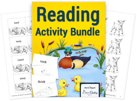 Free Reading Activity Bundle
