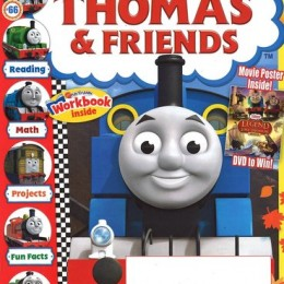 Thomas & Friends Magazine Only $13.95/Year!