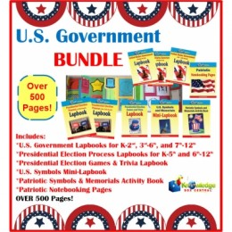 Interactive U.S. Government Bundle Only $8.99! (Reg. $45!)