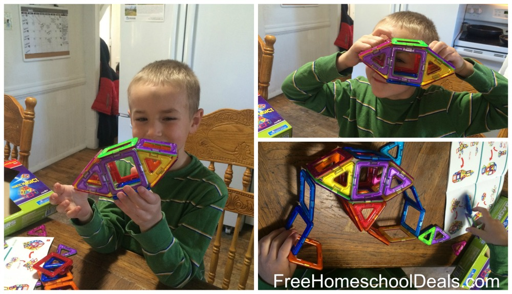 Homeschool Magformers