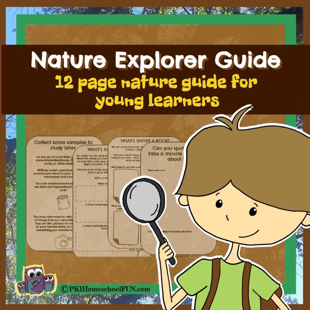 FREE Nature Explorer Guide