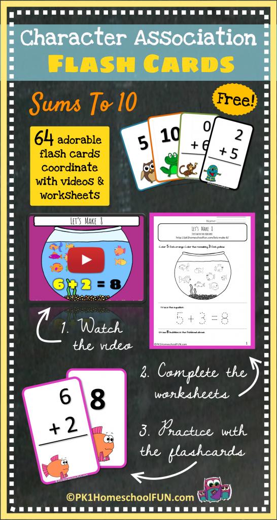FREE Math Cards
