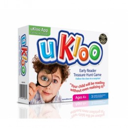 uKloo Early Reader Treasure Hunt Game Only $15.95!