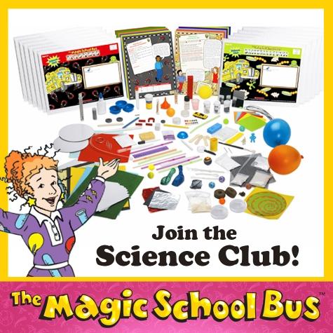 Magic School Bus Science Club Subscription Only $108! (Reg. $240!)