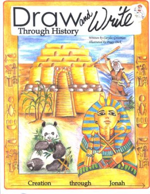35% Off Draw and Write Through History Books!