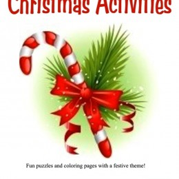 Free Christmas Activities Workbook