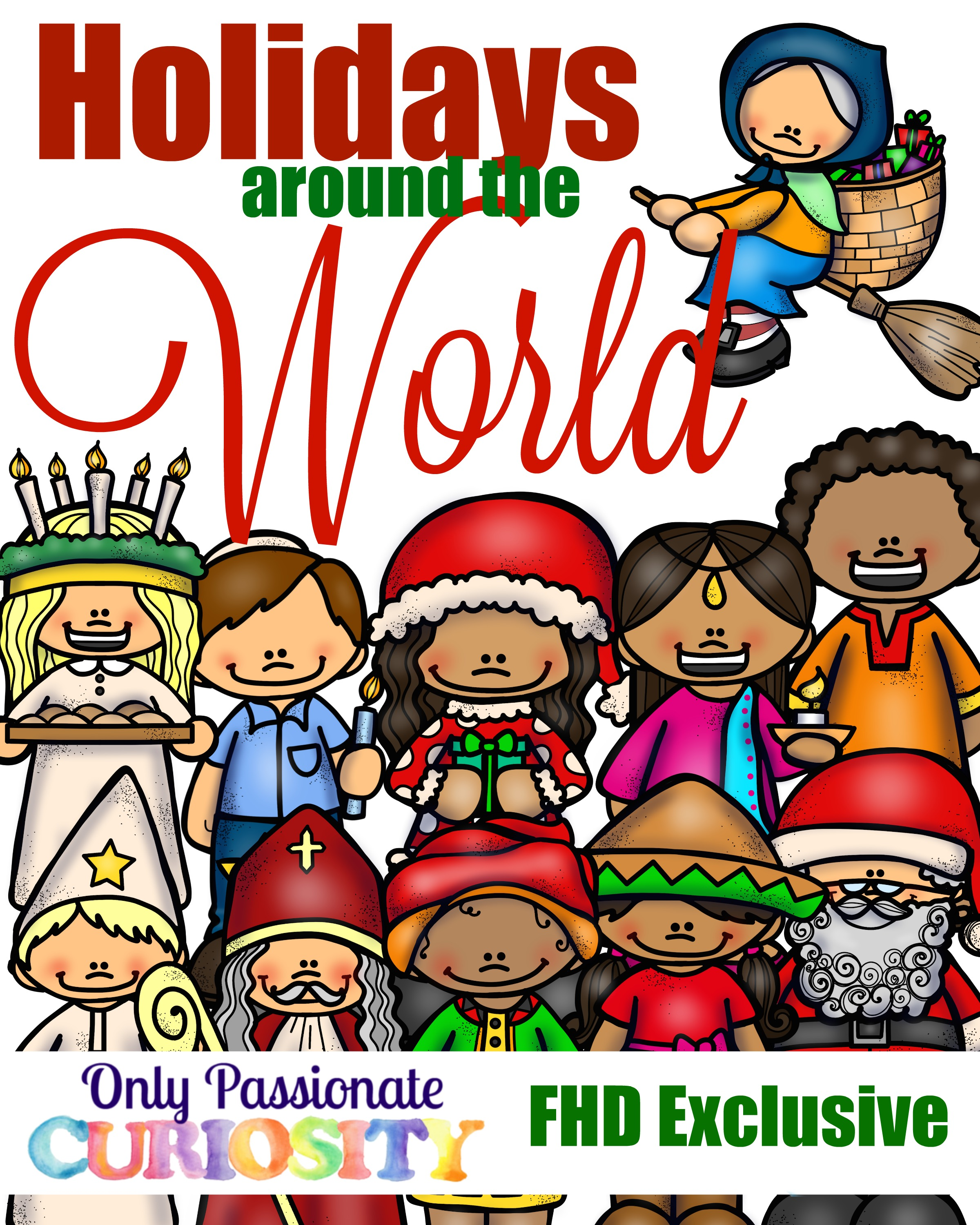 holidays around the world preschool free holidays around the world pack instant 895