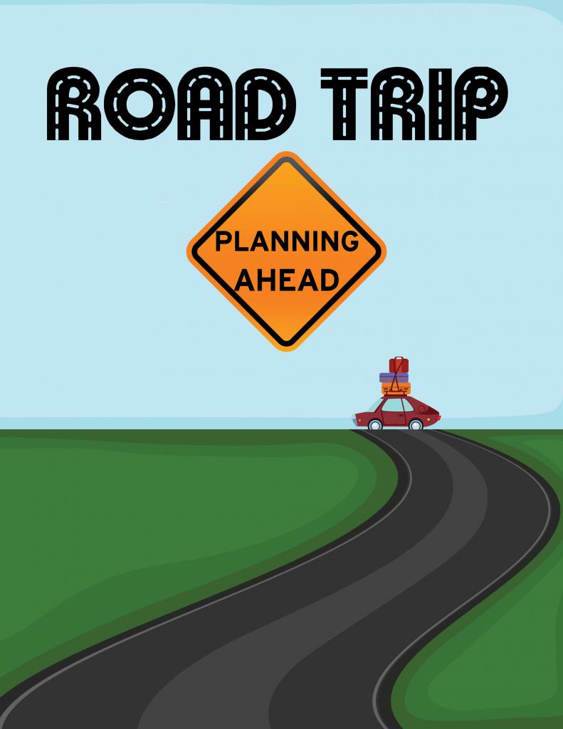 Free Road Trip Planning Printables