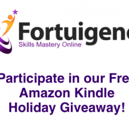 WIN the Amazon Kindle Holiday Giveaway!