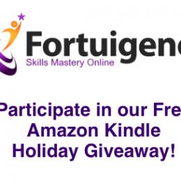 WIN the Amazon Kindle Holiday Giveaway!