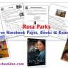 FREE Rosa Parks Printables