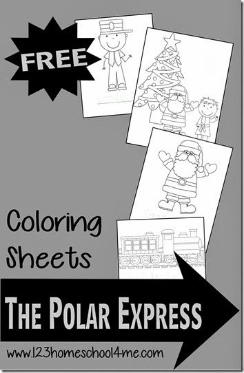 free coloring sheets here are some fun and free printable polar express train