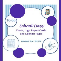 Free Homeschool Organization Printables