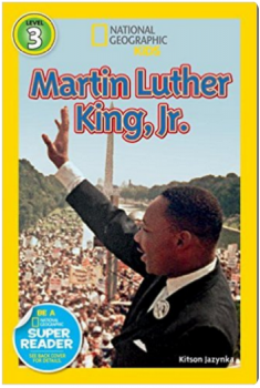 Martin Luther King, Jr. National Geographic for Kids