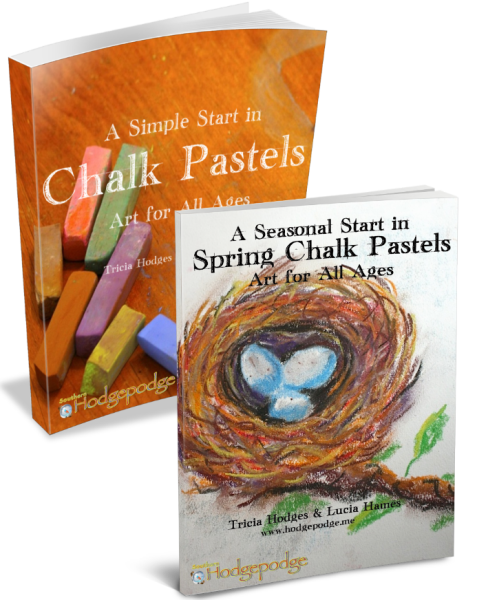 Chalk Pastel Art Bundle Only $24.99! (Reg. $32.98!)