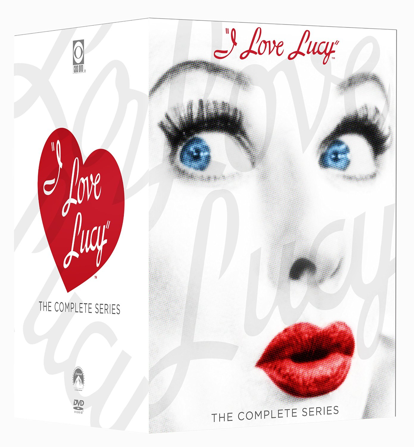 The Complete I Love Lucy Series DVD Set Only $38! (Reg. $80!)