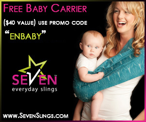 Free Baby Sling ($40 Value) - Just Pay Shipping!
