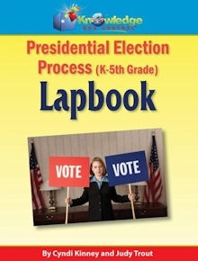 Presidential Election Process Lapbook Only $1.50 - Limited ...