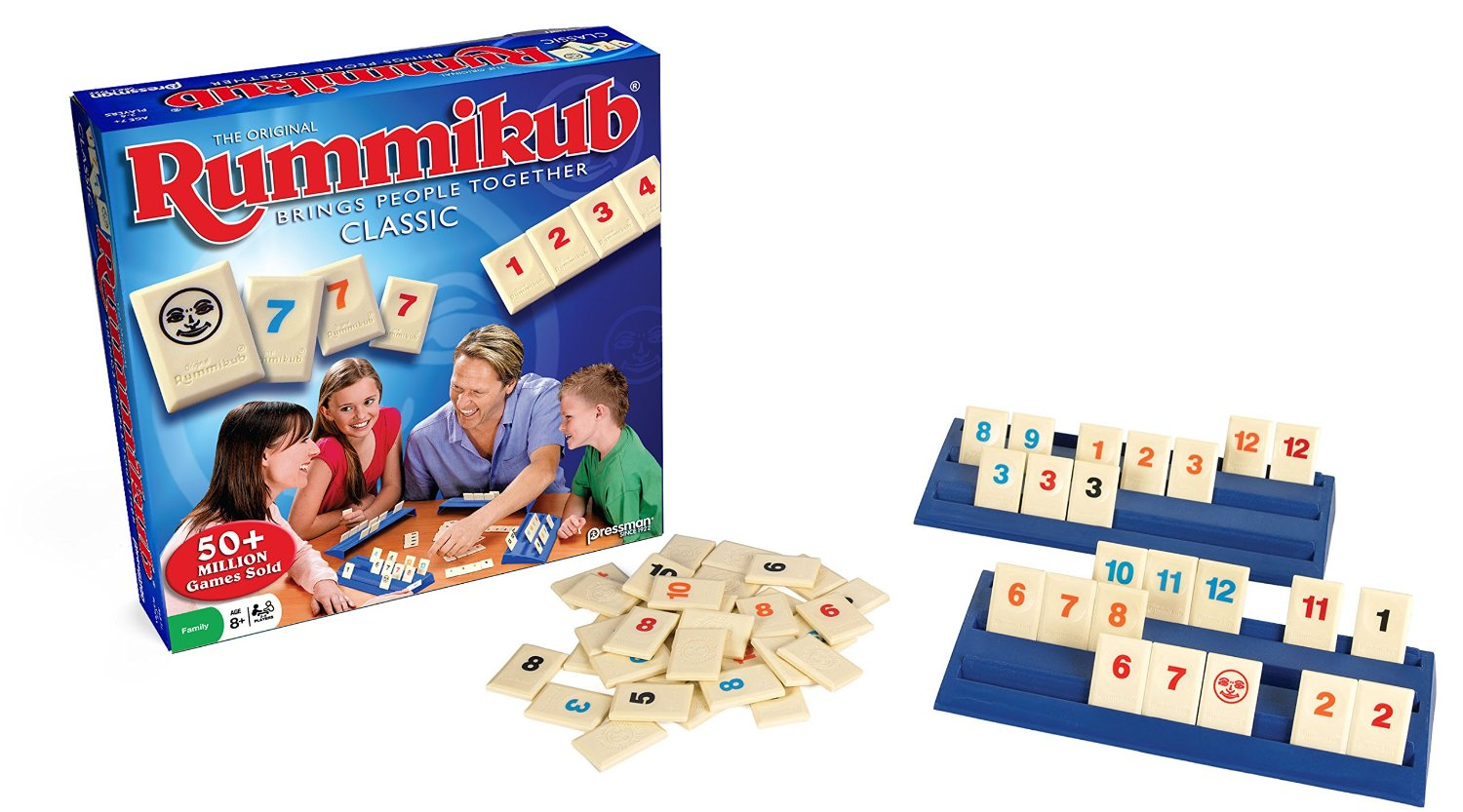 Rummikub Board Game Only $9.99! (Reg. $17.99)