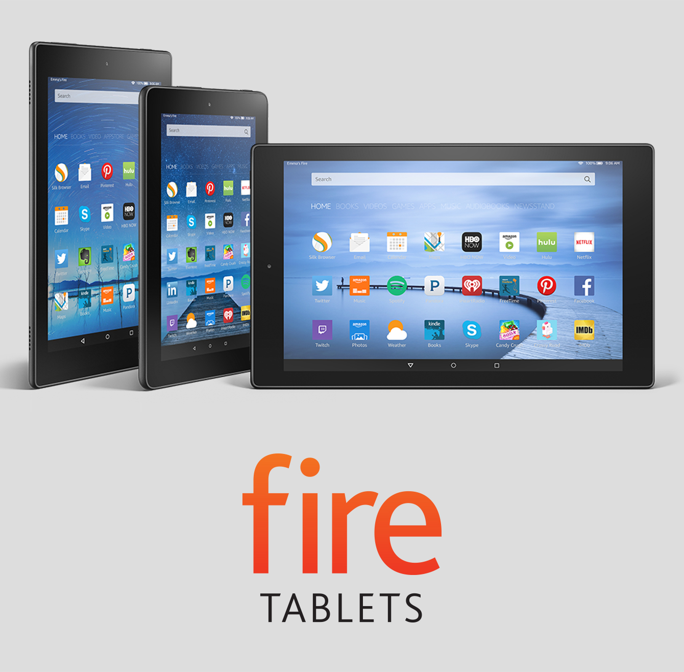 "Kindle Fire 7"" Display Tablet Only $39.99 + More - Limited Time!"